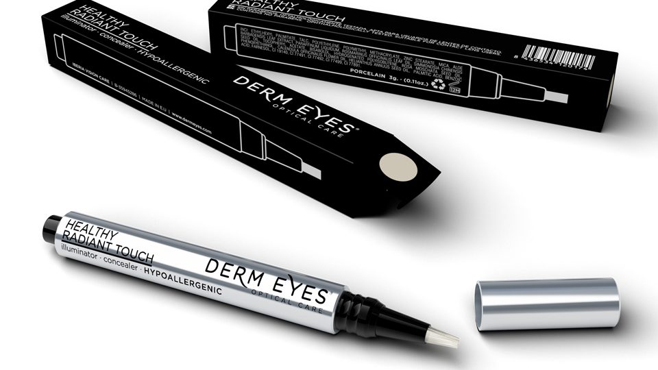 DERMEYES- PACKAGING HIPOALERGENICO